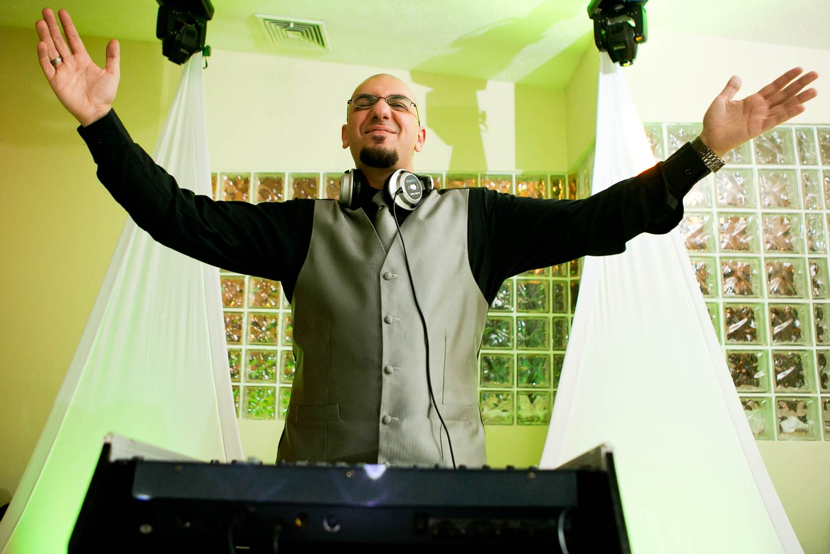 DJ Kibar from A Main Event