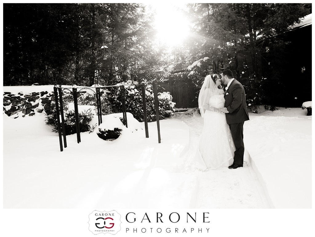 kristy u0026 eric nh winter wedding the granite rose garone