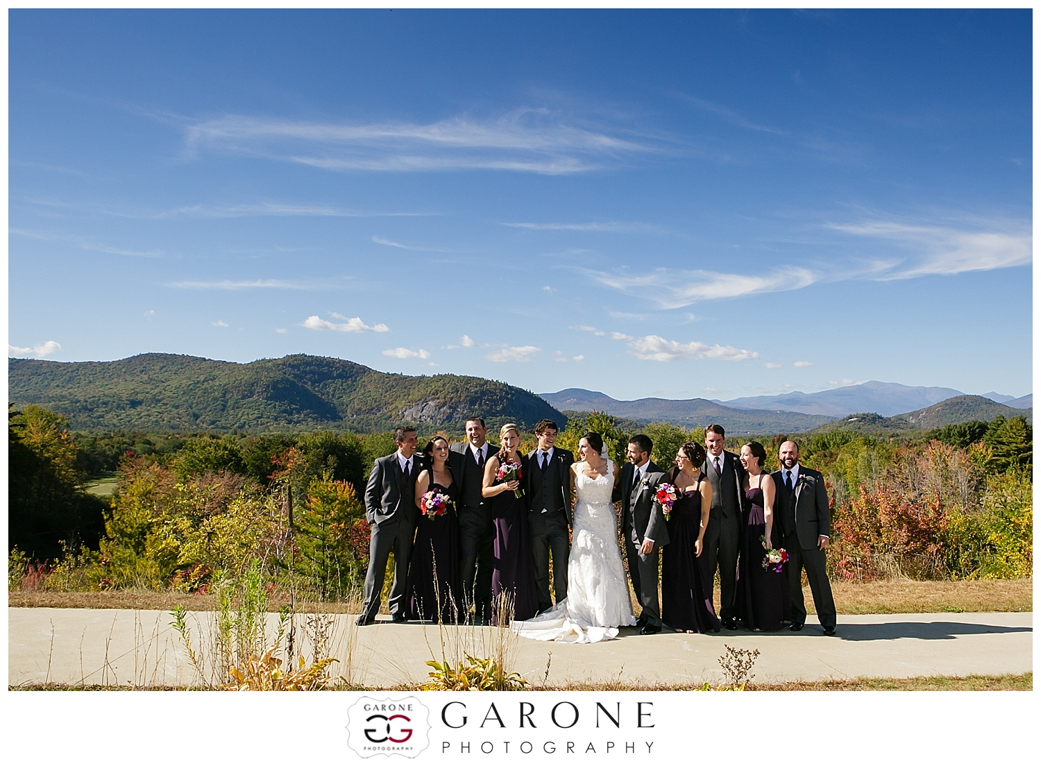 North Conway New Hampshire Fall Wedding Photography Red Roof Inn Amy and Nick012