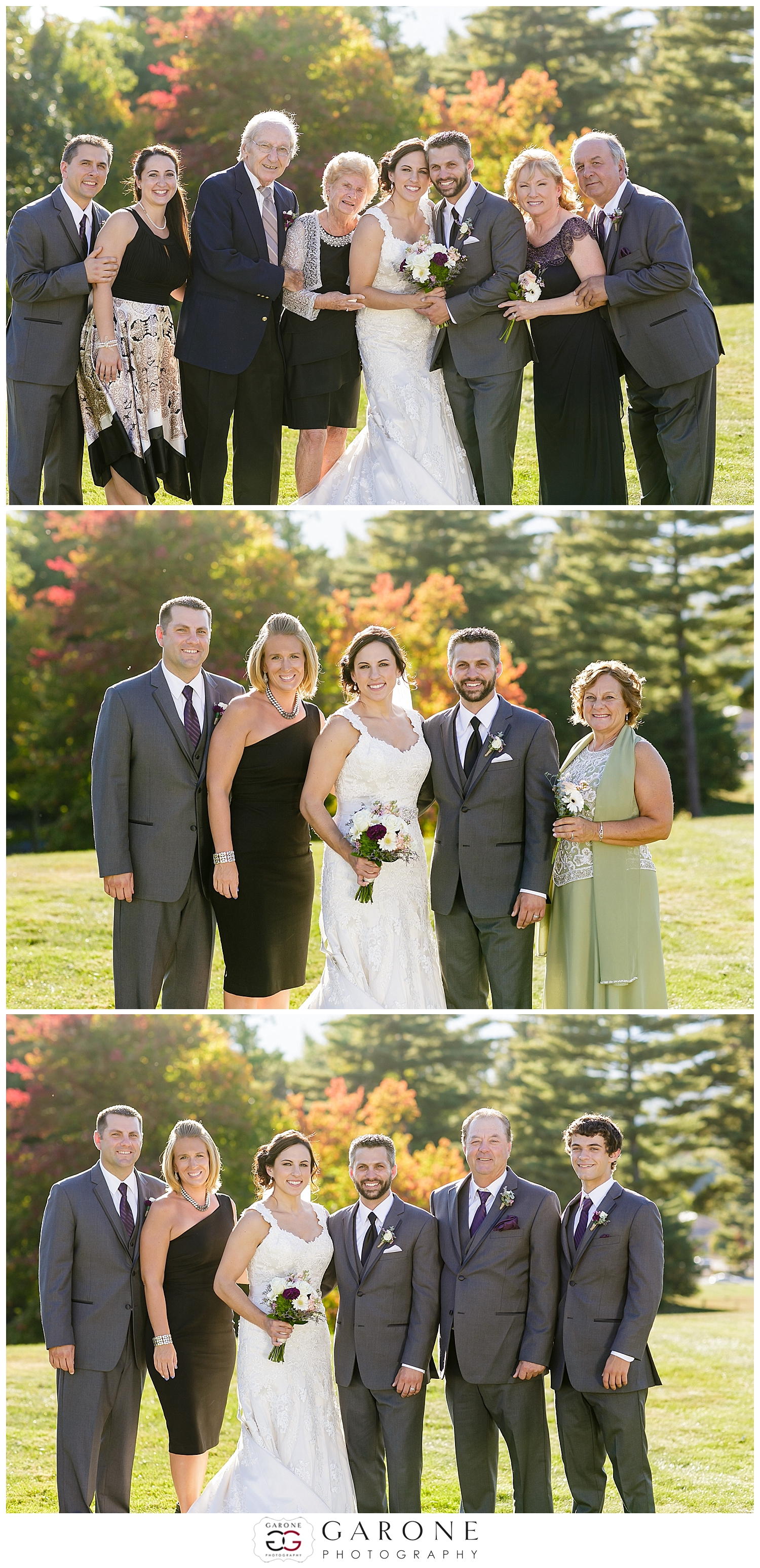 North Conway New Hampshire Fall Wedding Photography Red Roof Inn Amy and Nick022