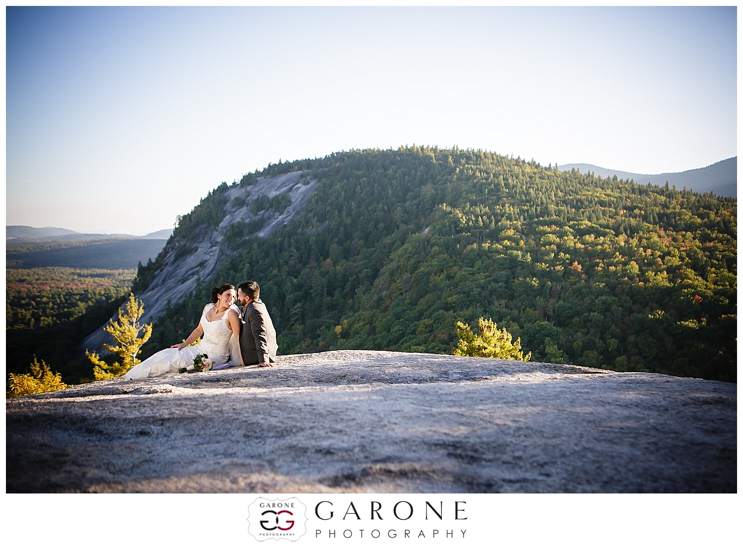 North Conway New Hampshire Fall Wedding Photography Red Roof Inn Amy and Nick024