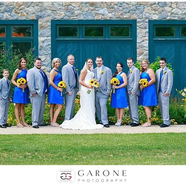 Laura + Kenny - Renaissance Golf Club, Haverhill, Mass - Boston Wedding Photographer
