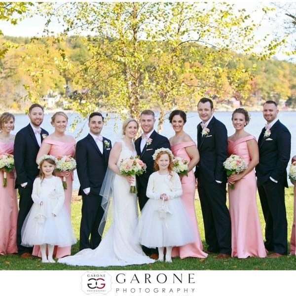 Madison+Ben - Church Landing Wedding - New Hampshire Wedding Photography